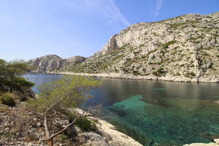 Badebucht Calanque Morgiou
