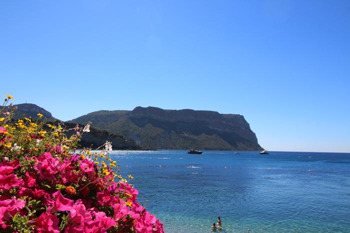 Strand von Cassis