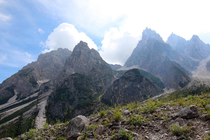 Naturpark Drei Zinnen, Dolomiten