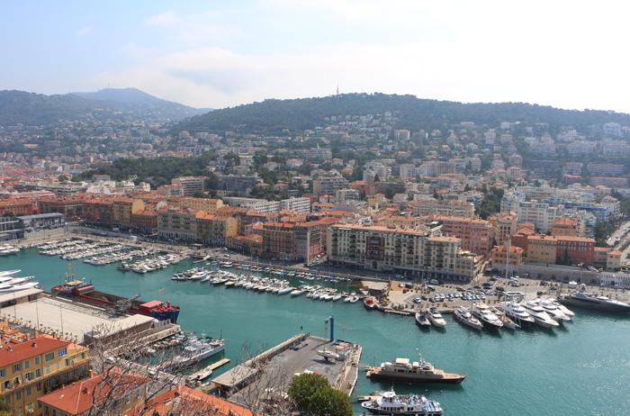Hafen Nizza