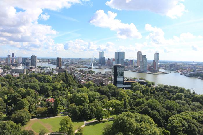Rotterdam - Blick vom Euromast