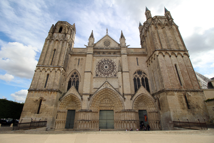 Kathedrale Saint-Pierre in Poitiers