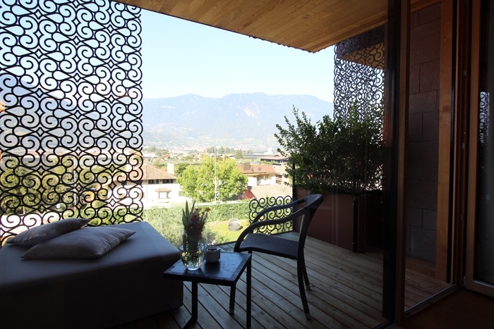 Balkon Designhotel Muchele