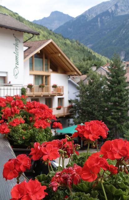 Drumlerhof Balkon