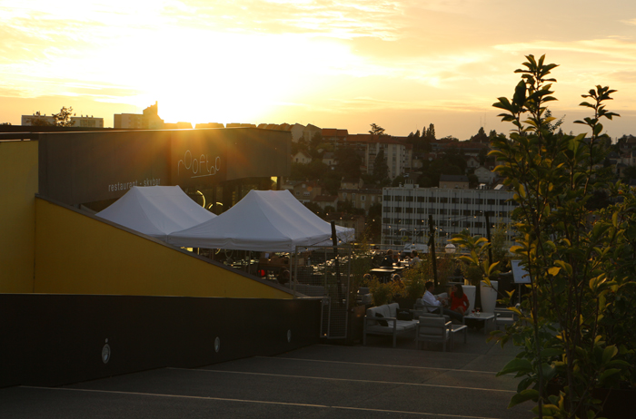 Le Rooftop, Poitiers