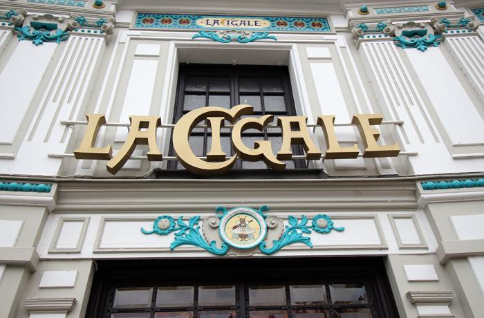 La Cigale in Nantes