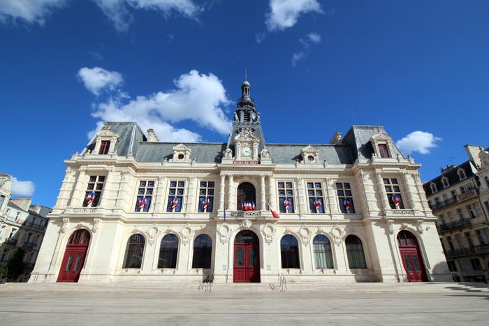 Rathaus von Poitiers