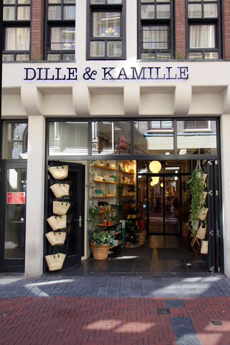 Dille & Kamille Amsterdam