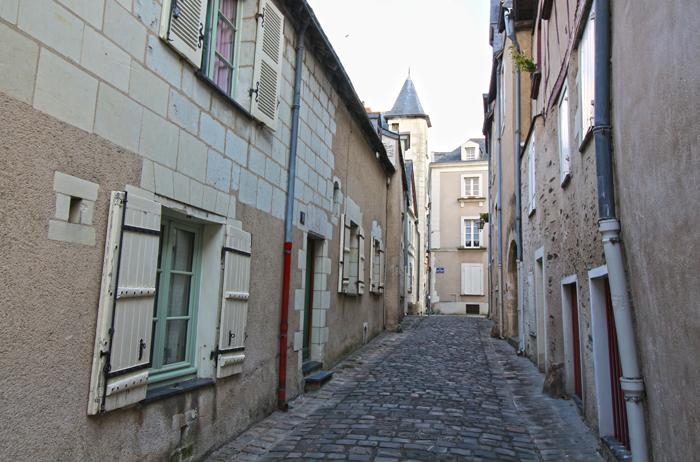 Altstadt von Angers
