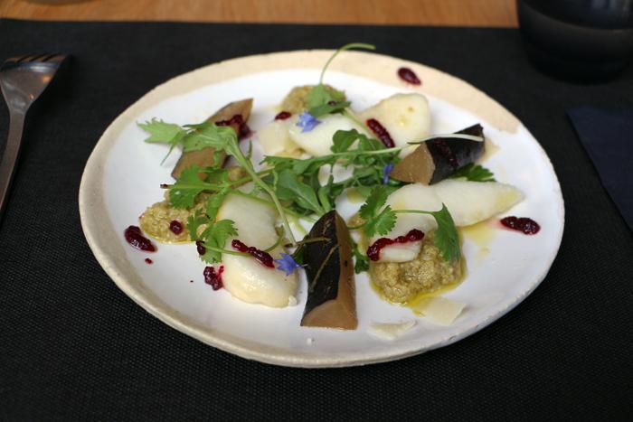 Salat im Osé - Angers