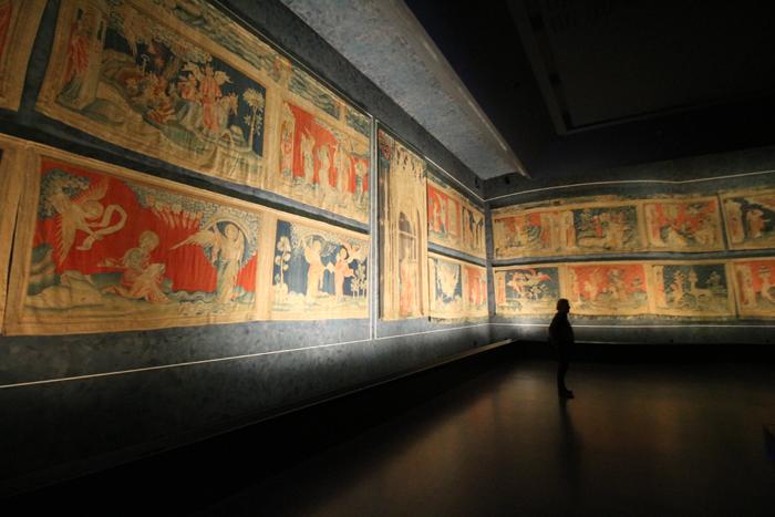 Teppich der Apokalypse in Angers