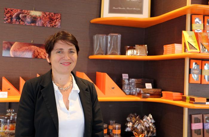 Anne-Francoise Benoit - Benoit Chocolats