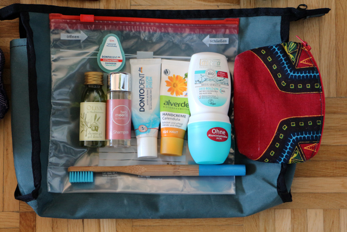 Kosmetik Handgepäck
