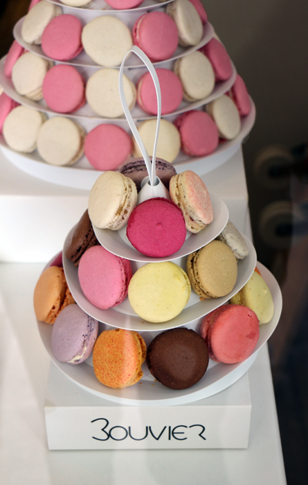 Macarons Bouvier