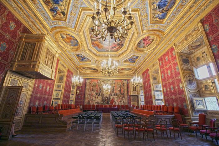 Grand Chambre Gerichtshof der Bretagne
