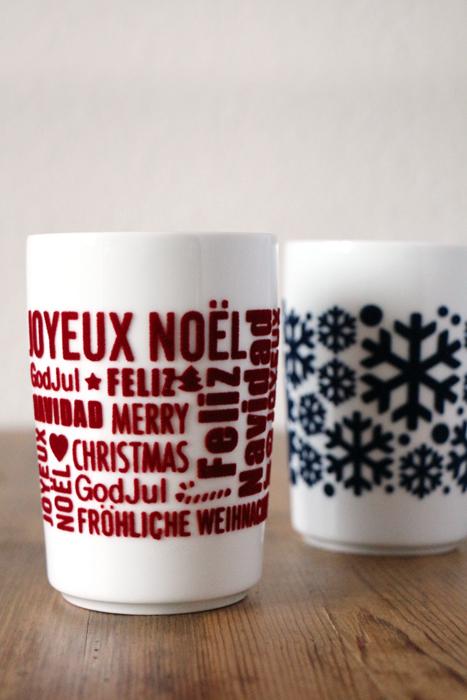 KAHLA Weihnachts-Tassen Gewinn