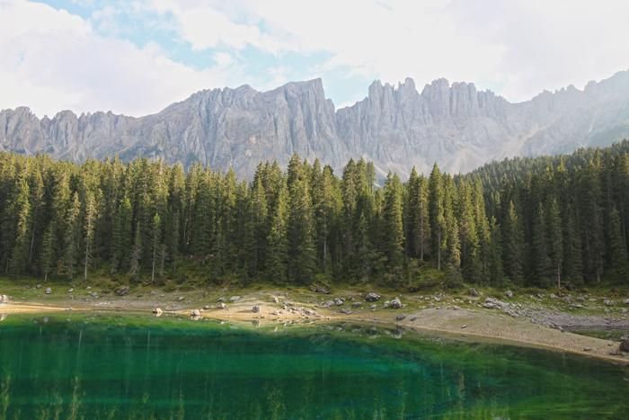 Karersee in Südtirol