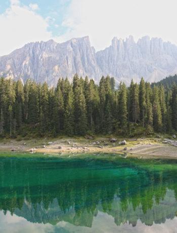 Karersee Südtirol