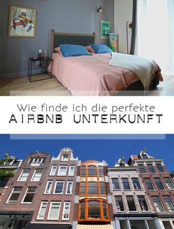 Airbnb Unterkunft finden