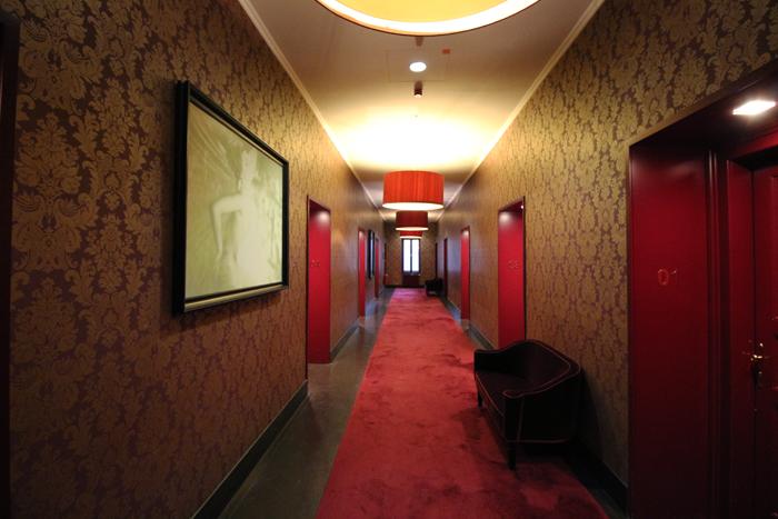 Flur im Hotel Altstadt Vienna
