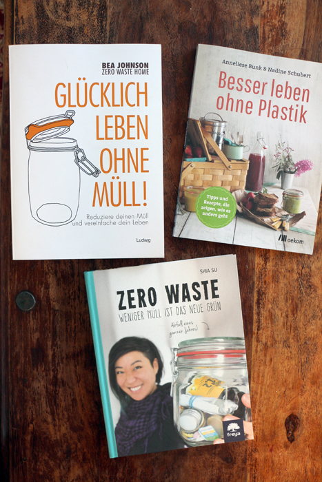 Zero Waste Bücher