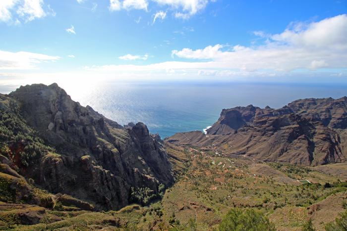 Mirador-de-El-Santo La Gomera