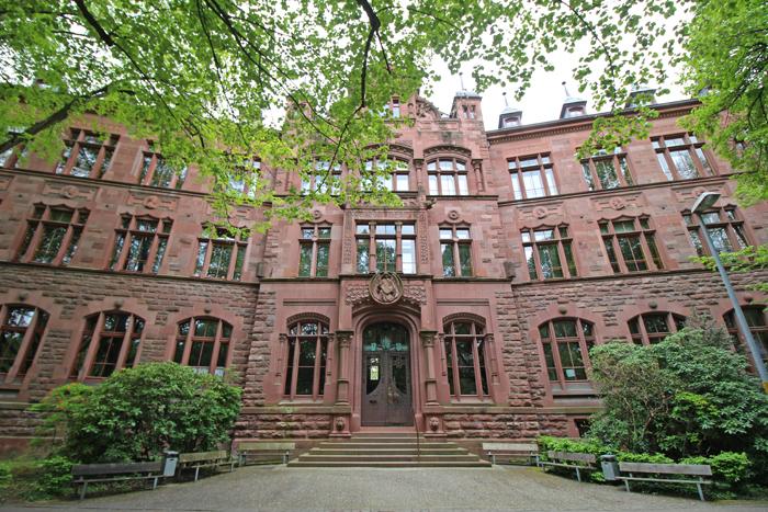Friedrich-Gymnasium in Herdern