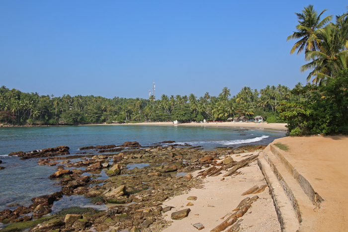 Hiriketiya Beach