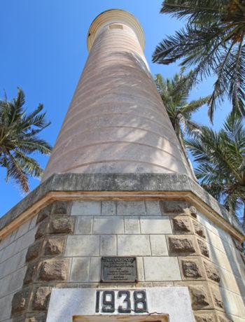 Leuchtturm Galle Fort