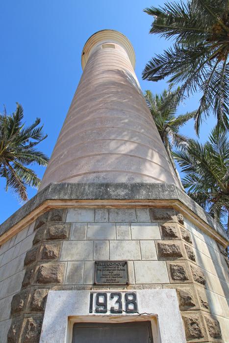 Galle Lighthouse in Galle Fort, Sri Lanka