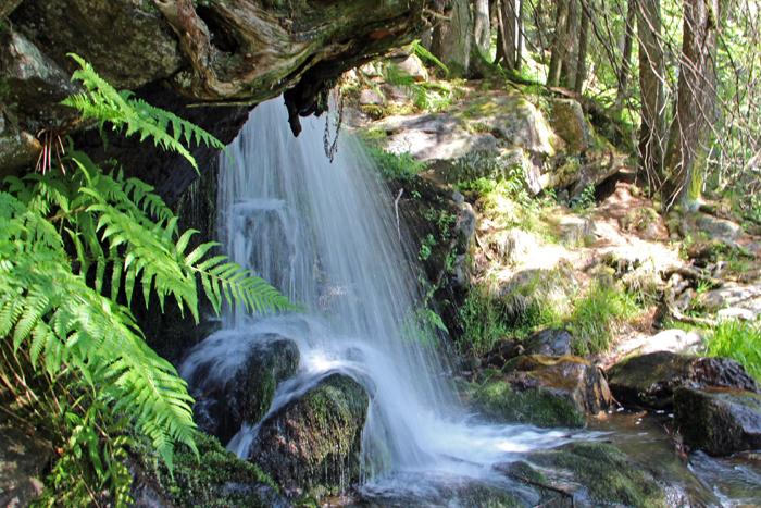 Zweribach-Wasserfälle