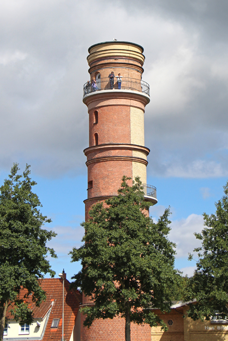 Alter Leuchtturm Travemünde