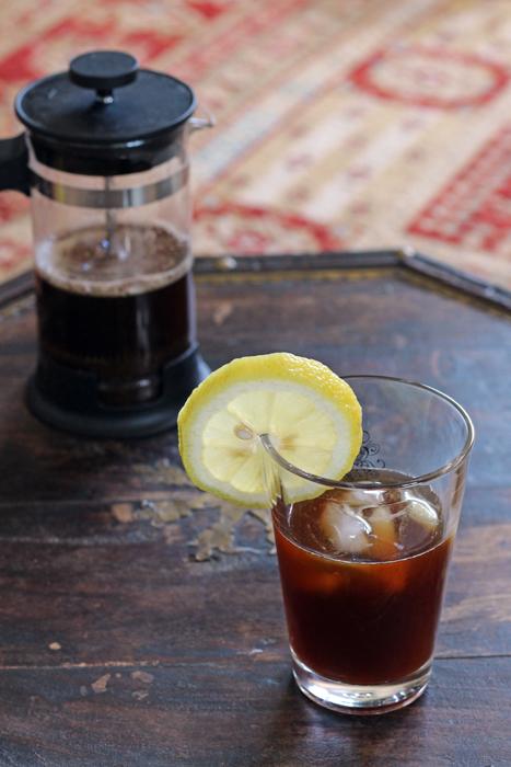 Mazagran - Eiskaffee aus Algerien