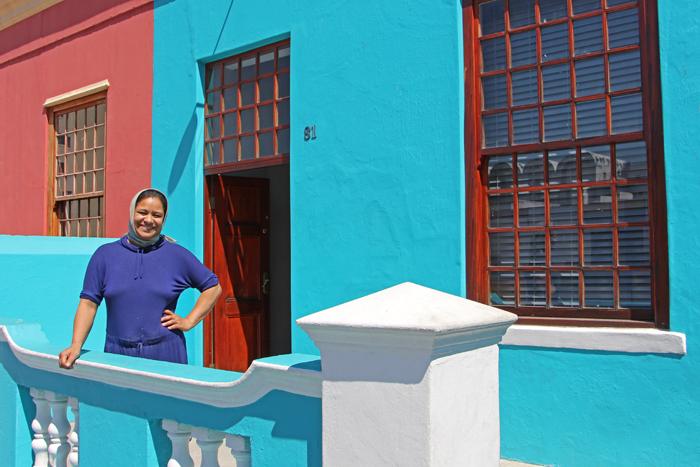 Kochkurs bei Gamidah im Bo-Kaap in Kapstadt
