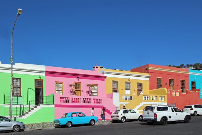 Bo-Kaap, Kapstadt, Südafrika