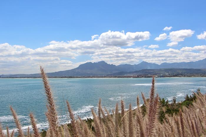 Blick auf das Kap, Südafrika