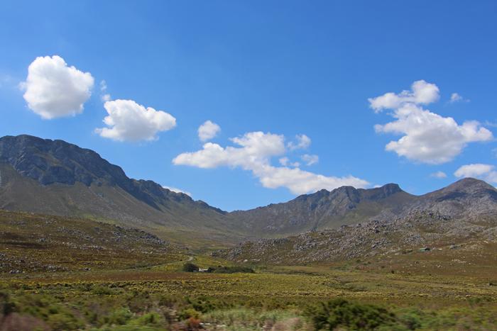 Von Kapstadt nach Hermanus mit dem Auto