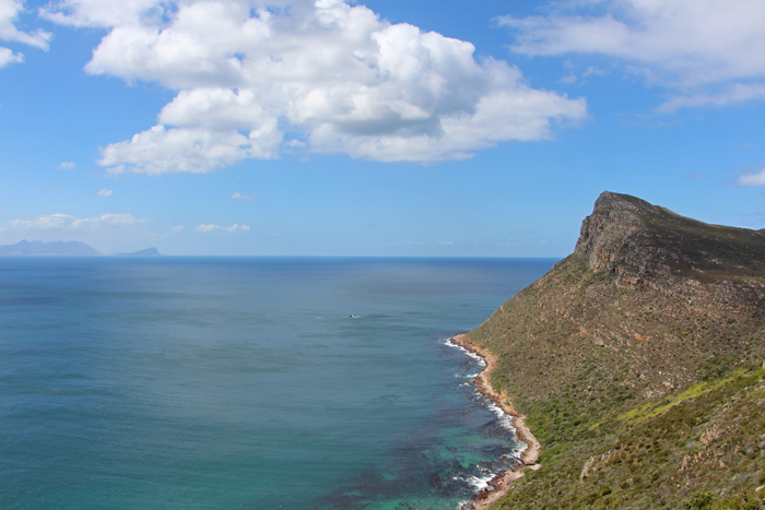 Aussichtspunkt im Table Mountain National Park