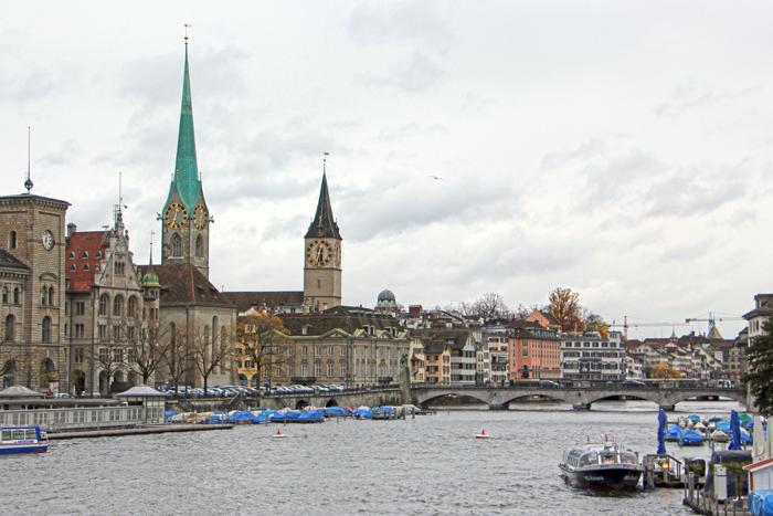 Zürich Altstadt