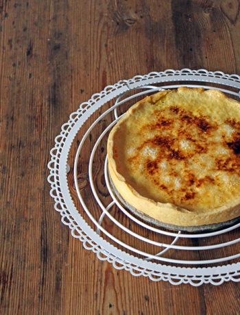 Creme Brulee Tarte