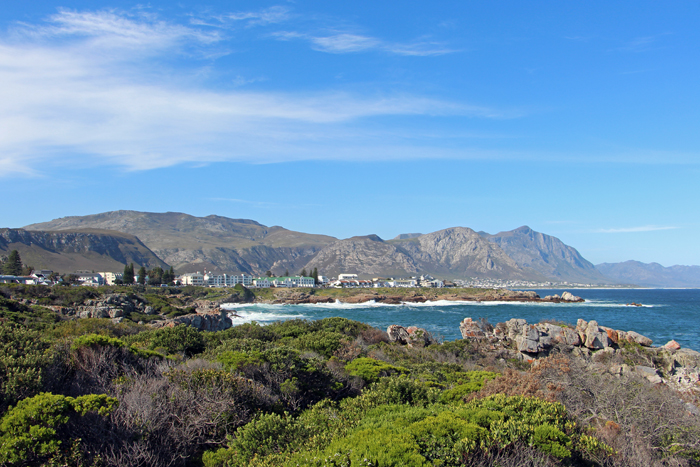Hermanus in Südafrika