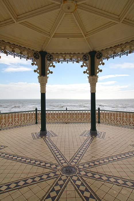Bandstand in Brighton