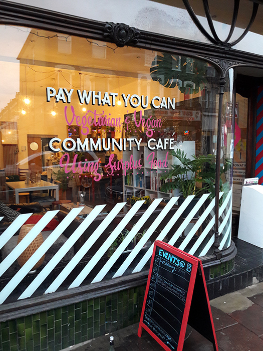 Brixton Pound Community Cafe