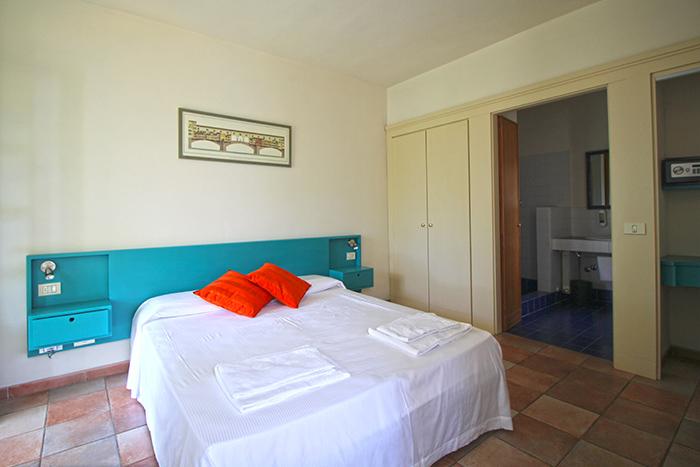 Hotel Santo Stefano Gartenzimmer