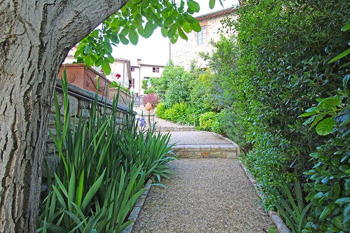 Garten Vecchio Frantoio