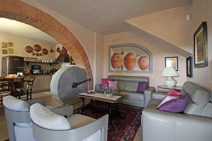 Vecchio Frantoio Ferienhaus von To Toskana