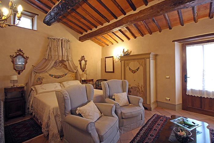 Ferienhaus von To Toskana im Chianti