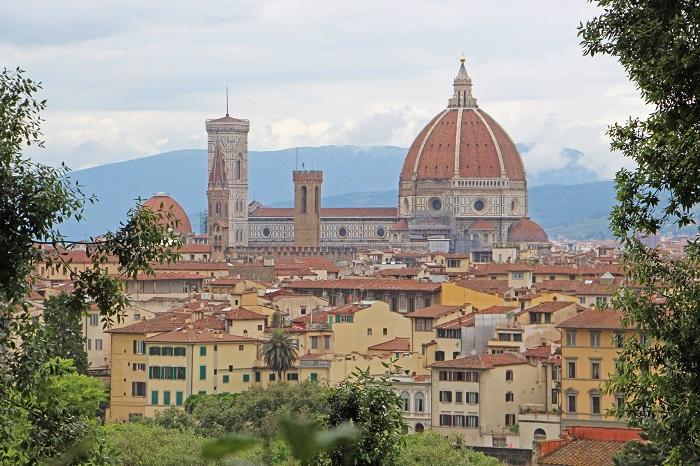 Florenz-Kathedrale-Basilica-Fotomotiv