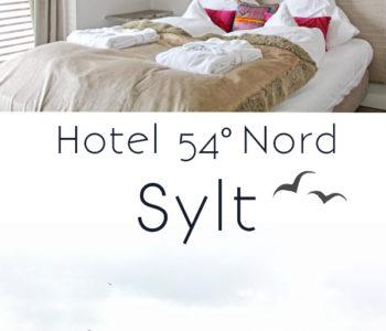 Hotel 54 Grad Nord Sylt
