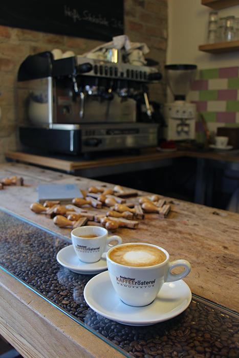Andechser Kaffeerösterei